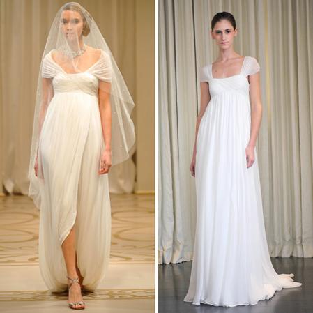 6b071016e1c5 Abiti da sposa in gravidanza in bianco o avorio